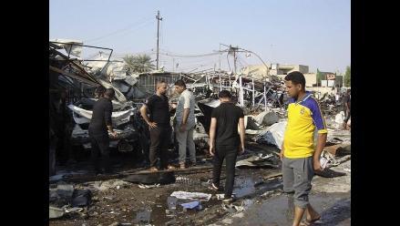 Al menos 26 yihadistas mueren en bombardeos en Irak