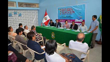 Cuarenta editoriales en Feria del Libro en Nuevo Chimbote