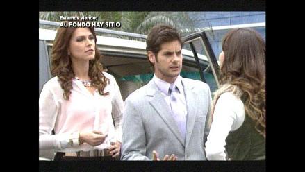 AFHS: Rubí le hace una escena de celos a Nicolás