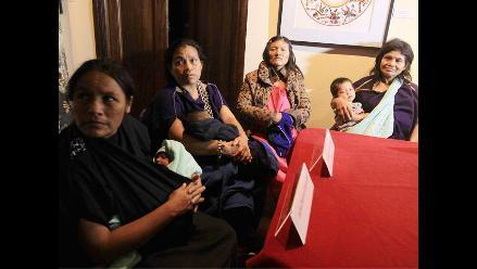 Viudas de asháninkas asesinados llevan 3 meses sin poder volver a casa