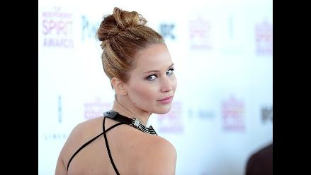 Acusan a Jennifer Lawrence de tener mal aliento