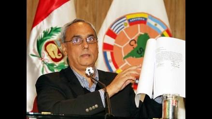 Manuel Burga designó a Juan Morales como presidente de comité electoral