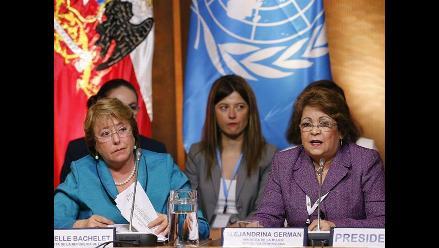 Bachelet: Fin de violencia contra mujer es primordial para igualdad