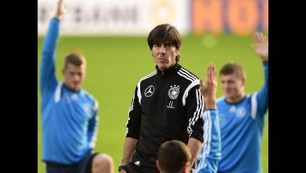 Joachim Löw: Alemania y España serán protagonistas de la Eurocopa 2016