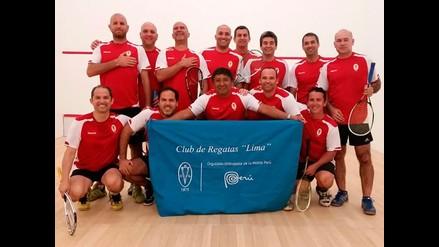 Squash peruano sigue cosechando triunfos a nivel mundial