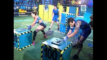 EEG: Angie y Nicola conforman la segunda dupla ganadora