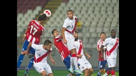 Perú venció 2-1 a Paraguay con nueve hombres y expulsión de Guerrero