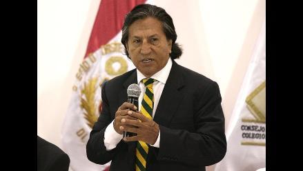 Perú Posible niega vínculo de Orellana con gobierno de Alejandro Toledo