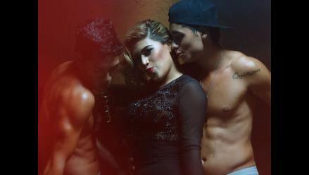 Mia Mont estrena un atrevido y sensual videoclip