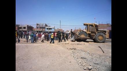 Arequipa: denuncian invasión de terrenos en Uchumayo