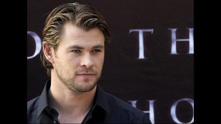 Chris Hemsworth (Thor) es el hombre más sexy del mundo