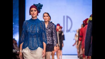 La moda peruana celebra su día en Nueva York