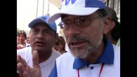 Áncash: Waldo Ríos no podrá ejercer el cargo si gana en segunda vuelta