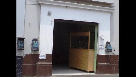 Trujillo: multan local por vender productos sin registro sanitario
