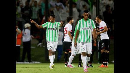 Atlético Nacional venció 1-0 a Sao Paulo en Copa Sudamericana
