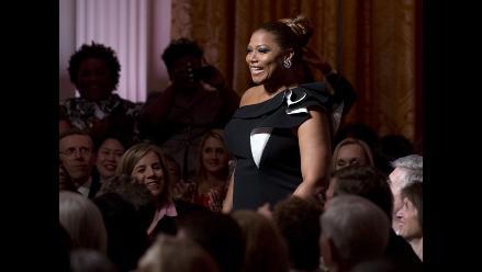Queen Latifah presentará concierto del Nobel de la Paz