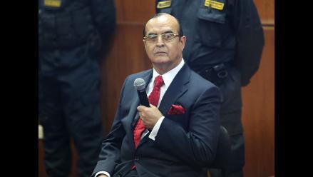 Comisión López Meneses tomará testimonio a Vladimiro Montesinos