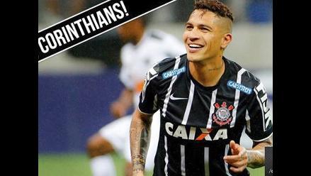 Paolo Guerrero pide 7 millones de dólares anuales a Corinthians, según prensa