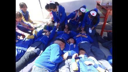 La Oroya: más de 100 fallecidos en simulacro de sismo