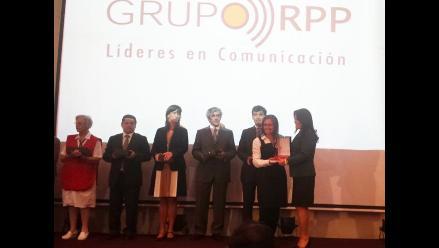 GRUPORPP recibe reconocimiento del MIMP por su apoyo a la niñez peruana