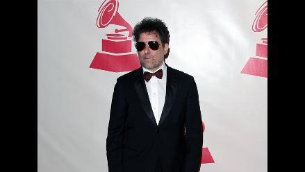 Latin Grammy: Andrés Calamaro dedicó premio a Gustavo Cerati