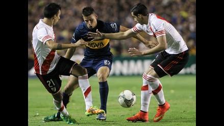 Boca Juniors y River Plate empatan 0-0 y resolverán en el partido de vuelta