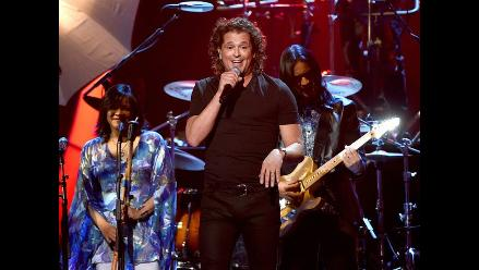 Latin Grammy: Carlos Vives dedica premio a Barack Obama
