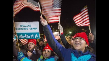EE.UU.: indocumentados celebran perder el miedo a las deportaciones