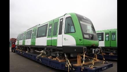 MTC duplicará el número de trenes de Línea 1 del Metro de Lima