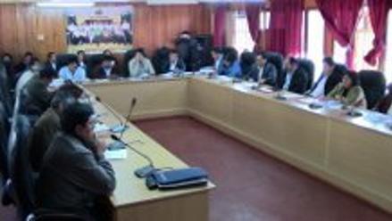 Chimbote: solo dos consejeros acudieron a sesión de Consejo Regional