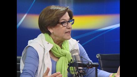 CPI: 22,6 % aprueba la gestión de Susana Villarán
