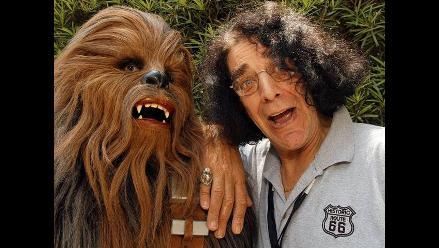 Actor de Chewbacca invita a peruanos al Pop Corn Festival