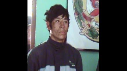 Cajamarca: PNP y ronderos intervienen a acusado de violar a su propia hija
