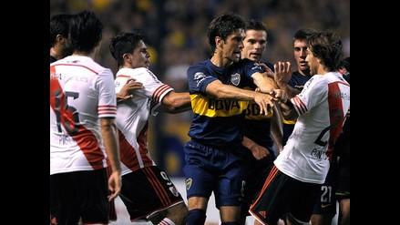 Jugadores de Boca y River lesionados de cara a semifinal de vuelta