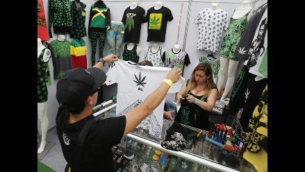 La mayor feria de marihuana en Latinoamérica arranca en Chile