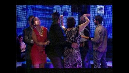 AFHS: Francesca invita a Charo a una noche discotequera