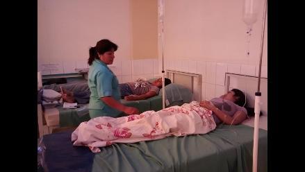 Chiclayo: 13 de los 25 intoxicados aún permanecen en centros de salud