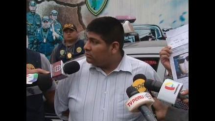Capturan a taxista acusado de violación en Surco