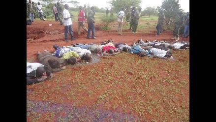 Kenia: Ejecutan a 28 pasajeros de autobús por no ser musulmanes