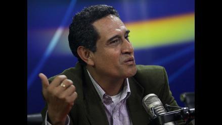 Mesías Guevara niega sentirse presionado por fiscal de la Nación