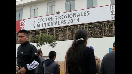 JNE resolvió 184 apelaciones de elecciones del 5 de octubre