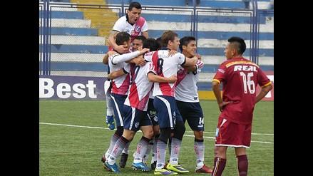 Deportivo Municipal venció 2-0 a A.Universidad y se acerca a Primera
