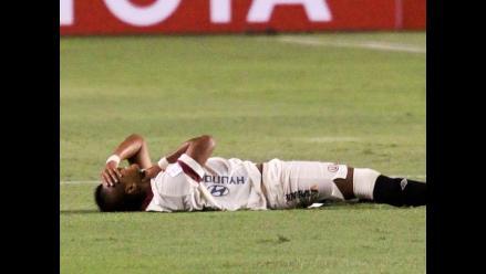 Universitario cae ante León y corre el riesgo de quedarse sin Sudamericana