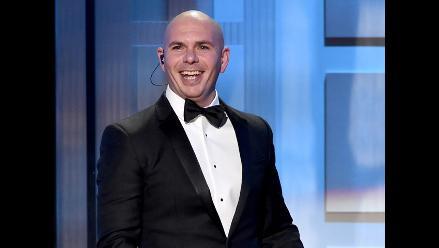 AMAs 2014: Pitbull agradeció a Barack Obama por Reforma Migratoria