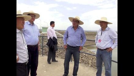 Piura: afianzamiento de represa de Poechos espera viabilidad del MEF