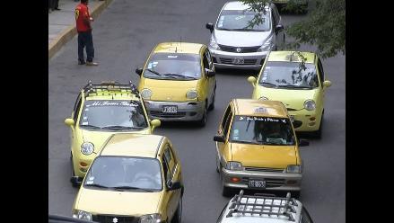 Unos 400 mil taxistas necesitan financiamiento para sus vehículos