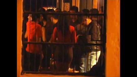 Cajamarca: jugadores de UTC son captados en conocida discoteca