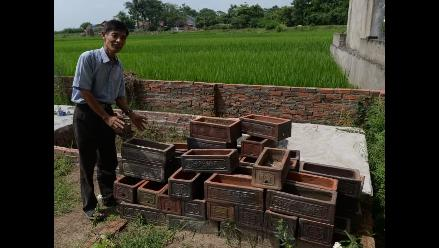 Vietnam: El cementerio de los que no llegaron a nacer