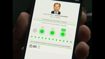 Crean aplicación para detectar a buenos y malos pagadores