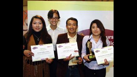 Comunicadores ganan concurso La Radio Saludable